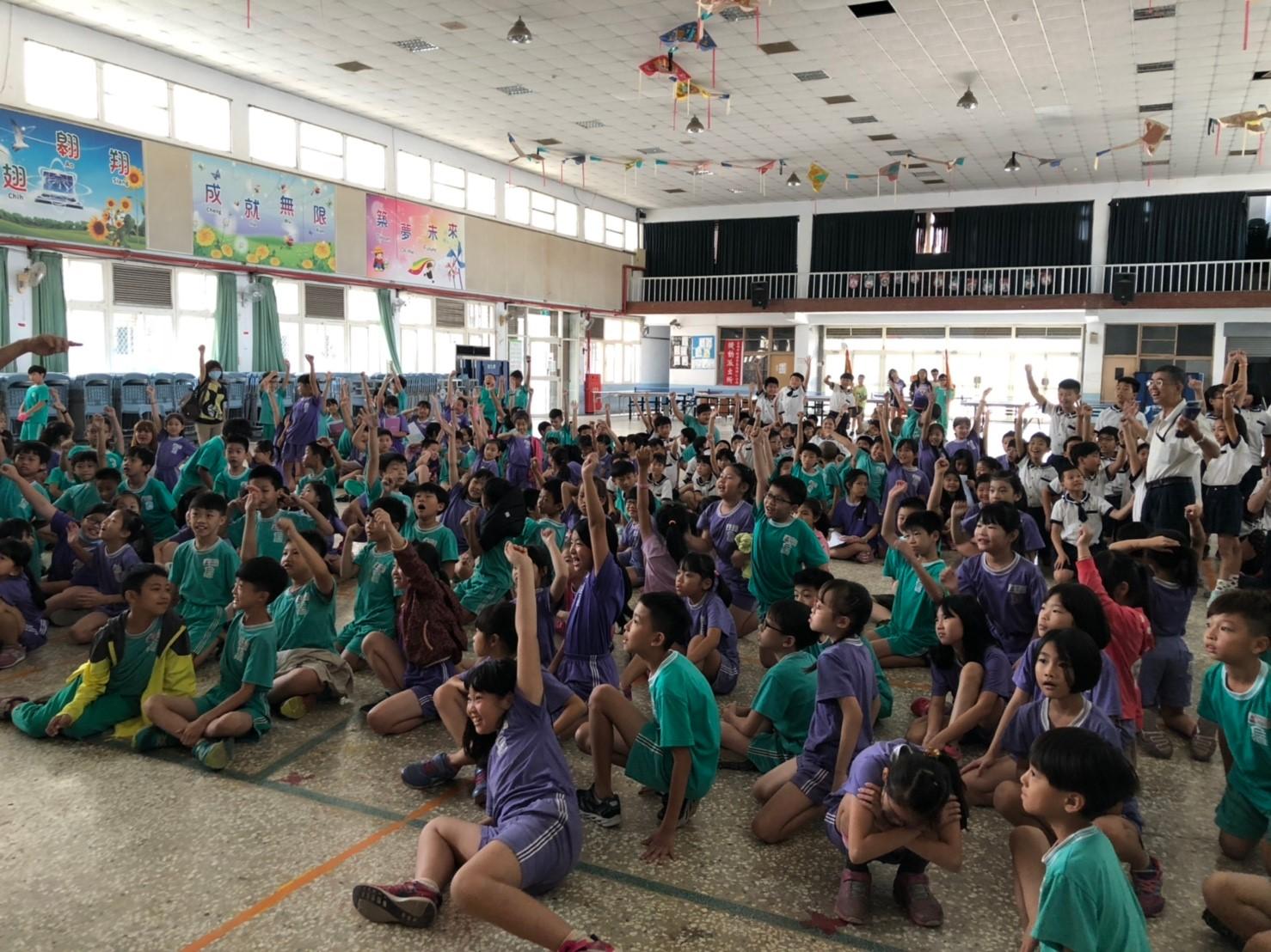 附加圖片,用電安全實地推廣活動-台南市
