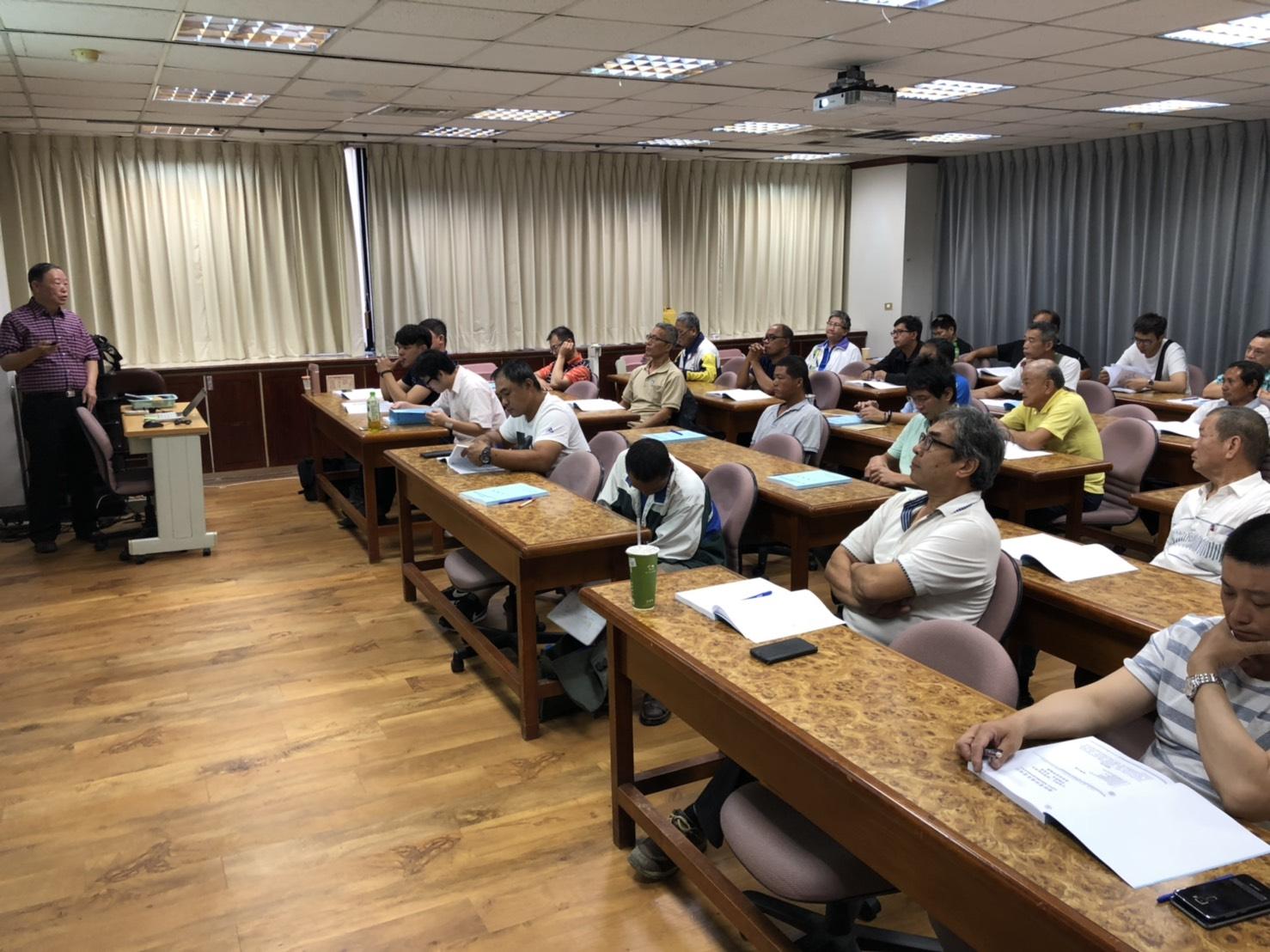 電力工程行業技術人員培訓課程-高雄市