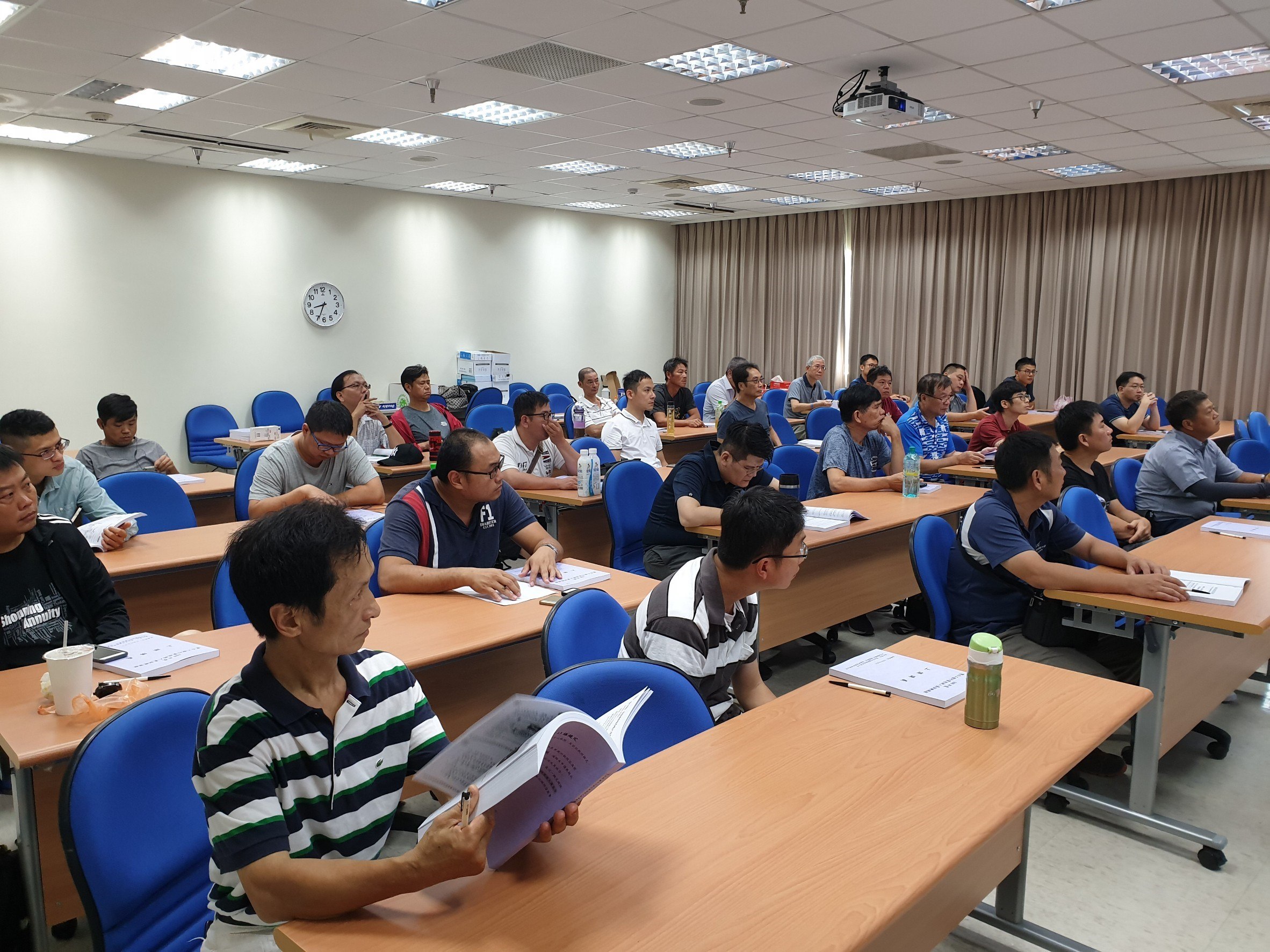 附加圖片,電力工程行業技術人員培訓課程-台北市