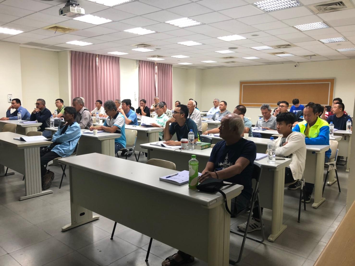 電力工程行業技術人員培訓課程-台南市