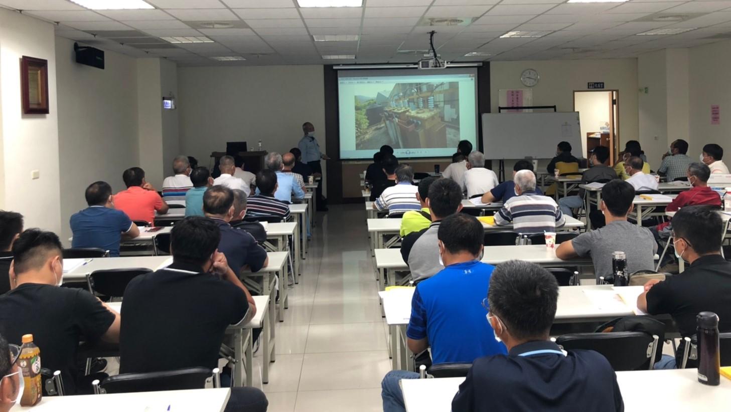 附加圖片,電力工程行業技術人員培訓課程-雲林縣